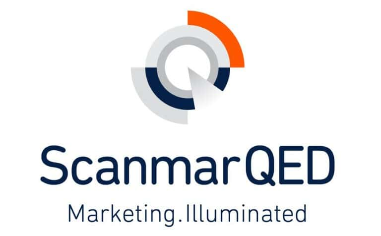 ScanmarQED logo